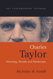 Charles Taylor - Interpretation, modernity, and identity / Interprétation, modernité et identité
